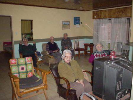 Projekt-Schwerpunkt seit 1996: Altenheim