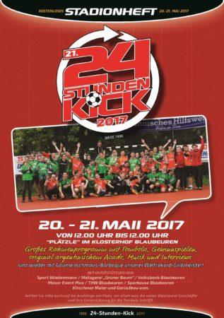 Stadionzeitung 2017